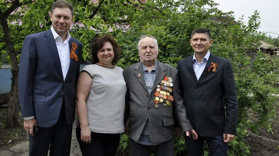 поздравление с днем победы депутат спб ивченко тут начиталась про